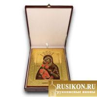 Подарочная коробка (футляр) под икону
