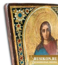 Старинная икона Святой Александры Анкирской